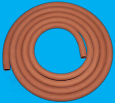 Rubber U gauge manometer hose - 2 metre length