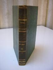 Revue britannique 1828 / Lisbonne Turquie Jérusalem Afrique Mexique Autriche ...