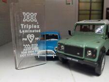Triplex Beschichtet Windschutzscheibe Label Aufkleber Austin Rover Classic Mini