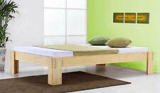 JAVA Bambusbett 200x200cm, 20cm / 30cm oder 40cm Bett Höhe, NEU!