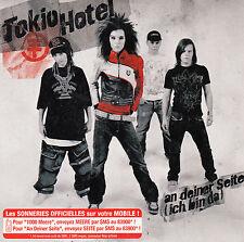 """CD SP 5T  TOKIO HOTEL """"AN DEINER SEITE"""""""