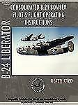 B-24 Liberator Bomber Pilot's Flight Man by Periscope Film.Com (2006, Paperback)