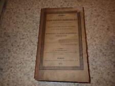 1832.examen procédure criminelle sur causes mort du duc de Bourbon..