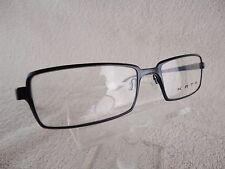 Kata Timber 2 / K196 in Navy Titanium 55X18 135mm Frames Eyeglass Eyewear