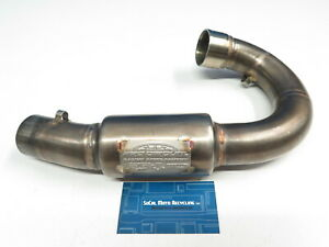 2013-2015 KTM 350 SX-F Pro-Circuit Stainless Steel RC-4 Exhaust Header Head Pipe