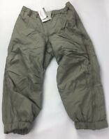 US Military New Cold Weather Trousers ECWCS GEN 3 Extreme Snow Ski Pants Large