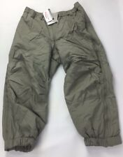 US Army Extreme Cold Weather Trousers New Snow Ski Pants Primaloft Large Regular
