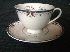 Royal Doulton Old Colony Cup and Saucer - Fine English China - Vintage 1959-1988