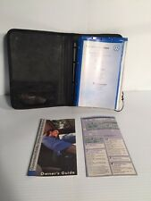 New listing 2000 Vw Volkswagen Jetta Owners Manual Guide Booklet Oem