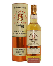 Linkwood 21 Jahre Signatory Vintage Single Malt Whisky 43,0% vol. - 0,7 Liter