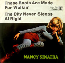 """7"""" 1966 VG+++ ! NANCY SINATRA : These Boots Are Made For Walkin´"""