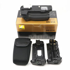 Original Nikon MB-D14 Vertical Battery Grip for D610 D600 camera EN-EL15