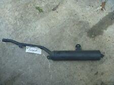 NEW OEM FACTORY 87-06 Yamaha YFZ350 Banshee Exhaust Silencer Pipe 2GU-14753-00
