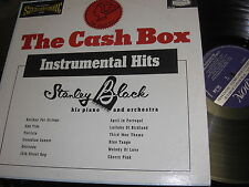 RARE STANLEY BLACK LONDON STEREOPHONIC BLUE BACK LP PS158 THE CASH BOX