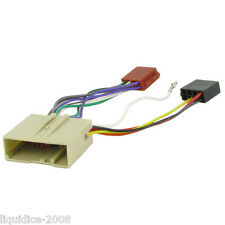 CT20FD04 FORD FIESTA 2002 to 2005 OEM SPECIFIC ISO HARNESS ADAPTER LEAD