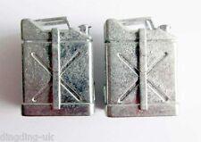 Mato Metal  German Jerry Can x 2 pieces Tiger 1 RC Tank 1:16 UK