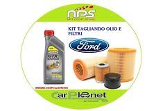 KIT Tagliando CASTROL+Filtri FORD KA PRIMA SERIE 1.3  37Kw/50cv dal 1996 -->