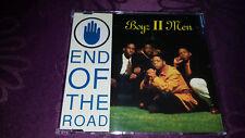 Boyz 2 Men / End of The Road - Maxi CD