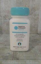 Martha Stewart Glitter Glue White 4 oz Brush Applicator Crafts New