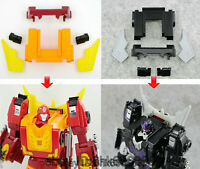 TRANSFORMERS 3D Upgrade kits for Power of the Primes Hot Rod & Rodimus Prime