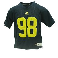 Michigan Wolverines Official Adidas NCAA Youth Kids Size Jersey New with Tags
