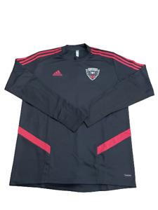 Adidas MLS D.C. United L/S Black/Red Training Top Black/Red dp4957