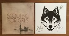 "Scouting For Girls - Scouting For Girls 12"" Vinyl Lp & Signed Autographed Insert"
