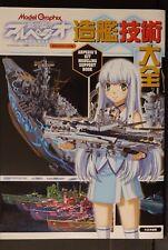 JAPAN Arpeggio (Arpegio) of Blue Steel -ARS NOVA- Modeling Support Book