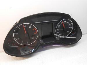 2009 Audi Q5 Speedometer Cluster mph OEM 8R0920980A TS0627