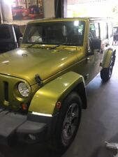 Jeep Wrangler 4 door Diesel Kahn Design