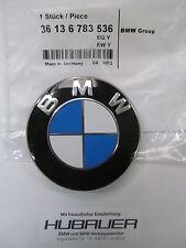 Original BMW Felgendeckel Nabenabdeckung Radnabendeckel + Chromrand 36136783536