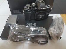 Olympus OM-D E-M10 Mark 21. MP Digital Camera - Black