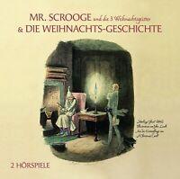 MR SCROOGE&DIE 3 WEIHNACHTSGEISTER/DIE WEIHNACHTSG  CD NEW