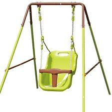 Swing Slide Climb BABY SWING SET Adjustable Height, Powder Coated *Aust Brand