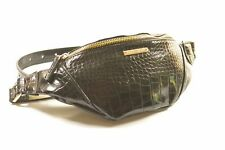 Vince Camuto VB5012007 Black/Gold Croco Fanny Pack Crossbody Bum Bag