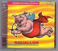 FLASHBACK SQUALLOR  I GRANDI SUCCESSI ORIGINALI 2 CD F.C. SIGILLATO!!!