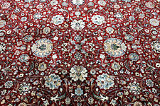 10X14 One In A Million Mint 400+Kpsi Hand Knotted Wool Pak Tabrizz Oriental Rug
