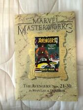 Marvel Masterworks: The Avengers Vol. 3 (Marvel 1994) OOP