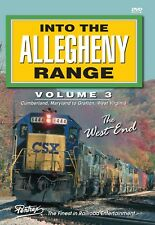 INTO THE ALLEGHENY RANGE VOL 3 NEW PENTREX DVD VIDEO