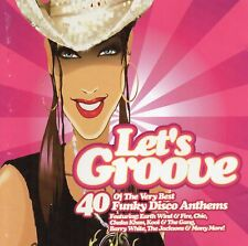 Let's Groove - Various Artists (CD 2003)