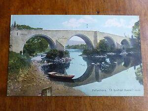 R097 Reflections - A Scottish Scene Postcard c1911 Shureys Publications
