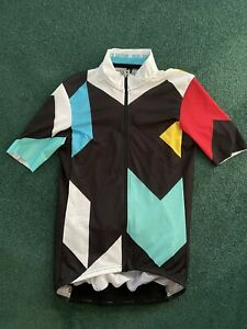 ASSOS Fastlane Rock Cycling Jersey Full Zip Limited Edition Short Sleeve M