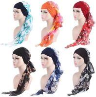 Aspen Womens Hair Loss Head Scarf Cancer Hat Chemo Cap Turban Head Wrap