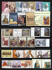 2009 - VATICAN - COMPLETE YEAR SET - MNH**