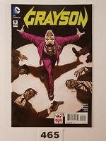 Grayson #9 Joker 75 Variant NM 1st Print DC New 52 2014