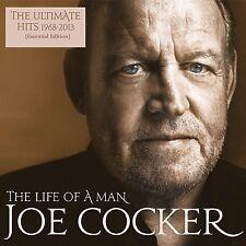 JOE COCKER - THE LIFE OF A MAN: THE ULTIMATE HITS 1968-2013  2 VINYL LP NEW+