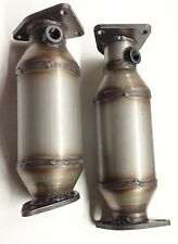 Fits 2005 2006 2007 2008 Nissan Pathfinder Pair Front Catalytic Converters 4L
