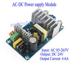 AC-DC Power Supply Module AC 85-265V to DC 24V 6A Switching Power Supply Board