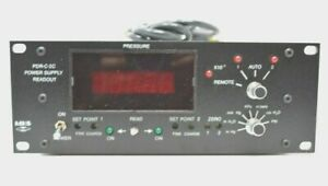 PDR-C-2C / POWER SUPPLY/READOUT / MKS