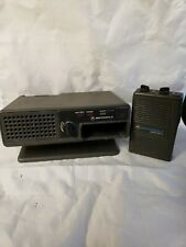 Motorola Minitor Ii 2 Amplified Charger For Parts or Not Working (No power Sup)